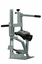 Shoe Repair Press Force Up To 1200 Lbs 500kg.
