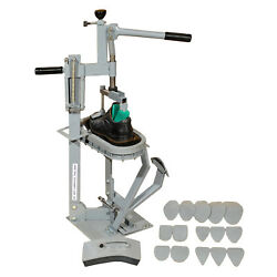 Press For Shoe Repair And Making With Air Pillow Half/full-sole Force 1200 Lb