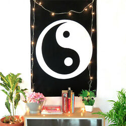 Bohemian Hippie Wall Poster Tapestry Yin Yang Art Decor Posters wall Tapestries