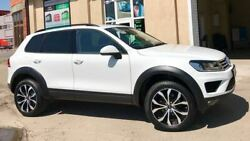Vw Touareg Nf Exclusive Fender Flares 2010-19 Wheel Arches For Standart Bumpers