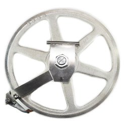 Biro Meat Saw Upper Wheel / Pulley Assembly With Hinge Plate, Replaces A16003u-6