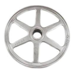 Biro Meat Saw Upper Saw Wheel / Pulley 14, 6 Spokes For Models 1433, Replaces