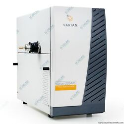 Refurbished Varian 220-MS Ion Trap Mass Spectrometer with 1 YEAR WARRANTY
