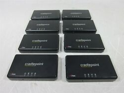 Lot Of 8x Cradlepoint Ctr35 Single Port Wireless N Portable Routers No Psu