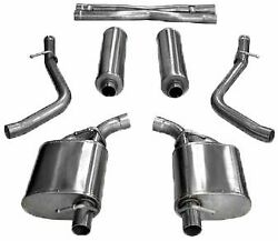 Corsa Sport Cat-back Exhaust For 2015-2016 Dodge Charger / Chrysler 300 Rt 5.7l