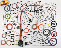 American Autowire 510573 - 1976-86 Jeep Cj5 And Cj7 Classic Update Wiring Harness