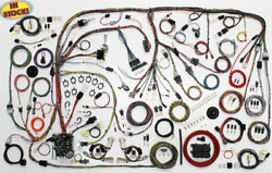 American Autowire 510724 1980-86 Ford F Series Truck And Bronco Update Wiring Kit