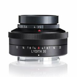 Meyer Optik Gorlitz Lydith 30mm F3.5 For Leica M Production Completed