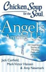 Chicken Soup for the Soul: Angels Among Us: 101 Inspirational Storie VERY GOOD