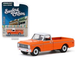 1971 Chevrolet C10 Truck Sanford And Son 164 Hollywood Series Greenlight 44860a