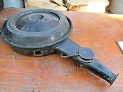 1970-72 Chevrolet Truck Big Block Air Cleaner - Lu 3487583 Decal Mostly Intact