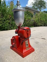 Antique Country Store Hobart Electric Coffee Grinder From 1920