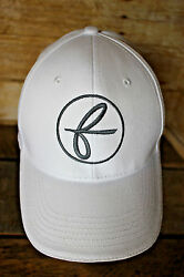 Framesi Salon Products Embroidered Cap Hair Stylist Adjustable White Hat NWOT