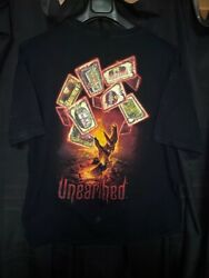 Busch Gardens Tee Howl O Scream Unearthed Halloween Size Extra Large Xl