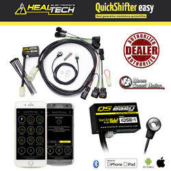 Healtech Quickshifter Bluetooth Adjustable For Ktm Exc 450 [fi Model] All Years