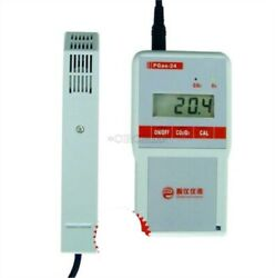 Double Gas Detector Portable Tester Meter Analyser Warner So2andco2 Pgas-24 Pk