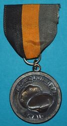Amaquonsippi Historical Trail Medal - -  Boy Scout - X101