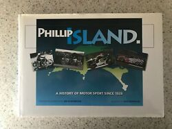 Phillip Island A History Of Motor Sport Since 1928 Rare Book Signed Troy Corser