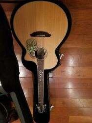 Breedlove 12 String Class Guitar Limited Edition Solid Spruce Top And Solid Irw