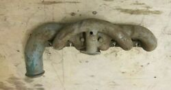 1928 - 1931 Ford Model A Manifold Set, Intake And Exhaust Manifold With Heater