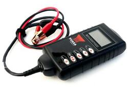 Motorcycle Battery Analysis Analyser Tester New Yuasa Mdx117