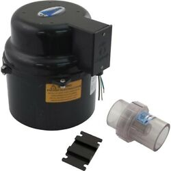 Air Supply Silencer Blower 2 Hp 120v For 14 Or More Water Jets Open Box