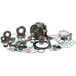 Complete Top And Bottom End Engine Rebuild Kit Fits Yamaha Wr250f 2017