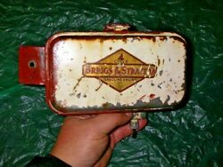 Vintage Briggs And Stratton 4 Cycle Gas Engine Tank With Original Decals