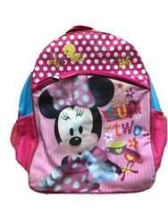Minnie Mouse Backpack Preschool Toddler $4.99