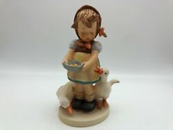 Hummel Figurine 197/i Duck Mother 6 5/16in 1 Choice. Top Condition