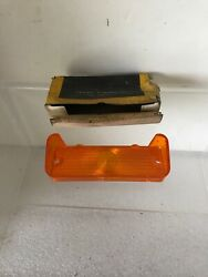 Nors 1966 Chevrolet Impala Belair Caprice Front Turn Signal Amber Lens