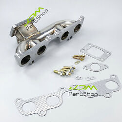 For 95-07 Toyota Tacoma Hilux 4-runner T100 2rz-fe 3rzfe Turbo Exhaust Manifold