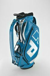 Design Tuning Mirror Finish TPU Caddie Bag Dakota Blue x Mirror Color Model New
