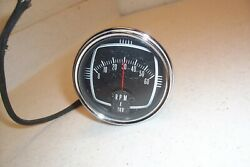 Vintage 1950and039s 1960and039s 1970and039s Marine 6k Tachometer Watercraft Searay Chris Craft