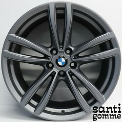 4 Rims Alloy 85 X 19and039and039 Bmw S 6 Gt G32 S 7 G11 Anthracite Matt 7850579