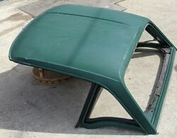Fiat Triumph Spitfire Hardtop Green Exterior Body Part With Both Side Windows