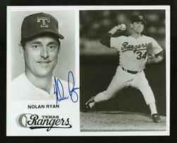 1993 Gm Ben Grieve Handwritten And Signed Letter For Autographed Nolan Ryan Photo