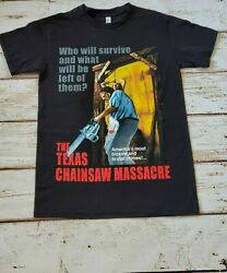NEW - THE TEXAS CHAINSAW MASSACRE - T-SHIRT $13.75