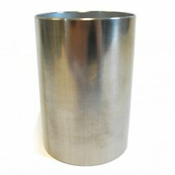 Solid Stainless Steel Casting Flask Andoslash102mm Height 152mm For Burnout - Tc059