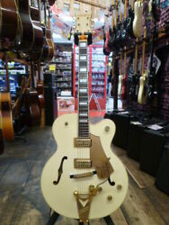 Gretsch 7593 White Falcon 1990 Electric Guitar Used Free Shipping