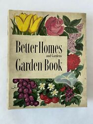 Better Homes And Gardens Garden Book 2nd Edition 1954 5 Ring Binder