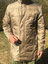 Pal Zileri Sport Menand039s Goose Down Quilted Jacket Size 36 Uk Rrp 2700