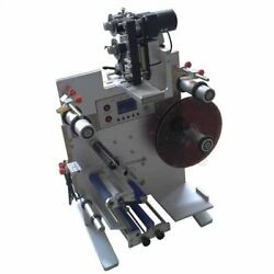 Sl-130 Automatic Round Bottle Labeler Labeling Machine W/ Coding Function Y Ih