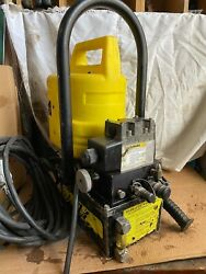 Torcup Ep1000 Hydraulic Torque Wrench Pump 10000psi