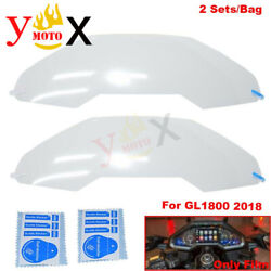 Cluster Scratch Protection Film Screen Protector For Honda Goldwing Gl1800 2018