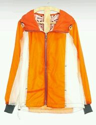 Christopher Raeburn Parachute Hoodie Jacket Time Capsule Collection Xs 78th Rare