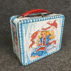 Vintage 1970's Junior Miss Metal Lunchbox Made By Aladdin