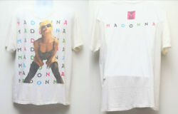 Rare Madonna - The Girlie Show World Tour 1993 Single-stitched Tee