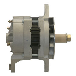 High Output Alternator Fits Delco 22si 1-wire Hookup Cummins Ford Volvo 200a