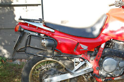 Honda NX 650 Dominator RD02 SIDE CARRIER FOR SOFT BAGS Mmoto 1992 1996 HON0227 $160.00
